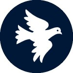 The pictogram representing the Columbia City station is a dove. (Courtesy of Sound Transit.)