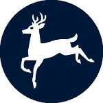 The pictogram representing the Othello station is a stag. (Courtesy of Sound Transit.)
