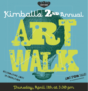 Kimball Art Walk 2013