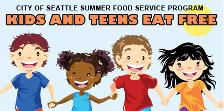 Seattle summer food service program